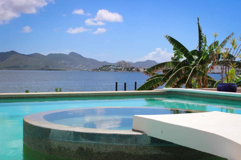 Portofino at Terres Basses, Saint Maarten - Private Pool, Secluded, Lagoon - Image 1 - Terres Basses - rentals