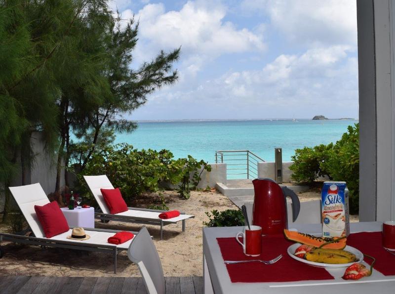 HONEYMOON CONDO...Fabulous, Romantic, Affordable Condo on Grand Case beach - Image 1 - Grand Case - rentals