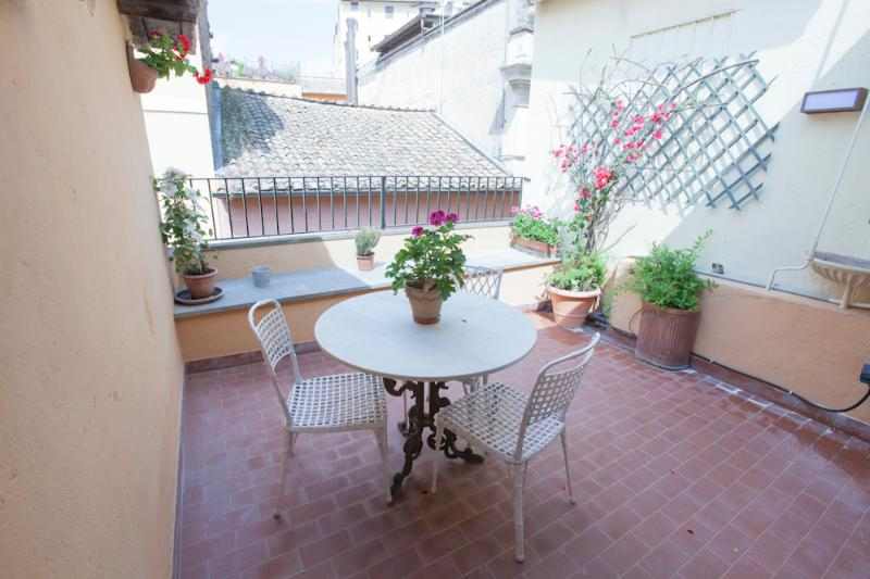 Apartment with Terrace in Historic Center of Rome  - Navona - Image 1 - Rome - rentals