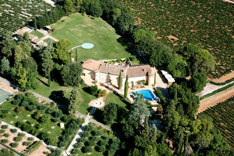 Luxury Chateau near Sainte Maxime on the French Riviera - Chateau Maxime - Image 1 - Lorgues - rentals