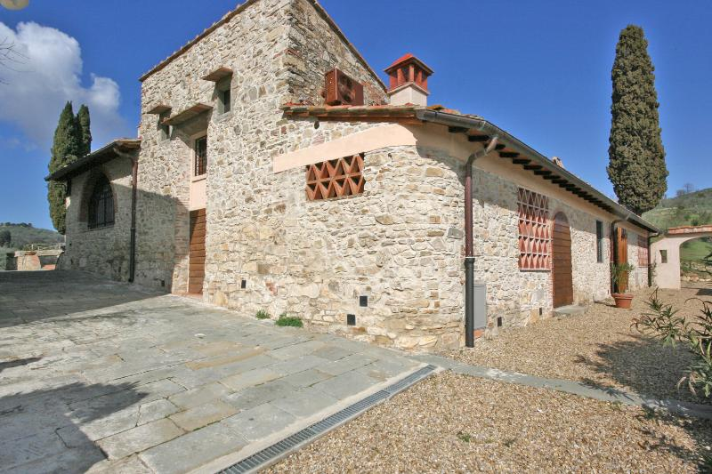 Ancient Hamlet in Tuscany near Florence - Rustici 9 - Image 1 - Grassina Ponte a Ema - rentals