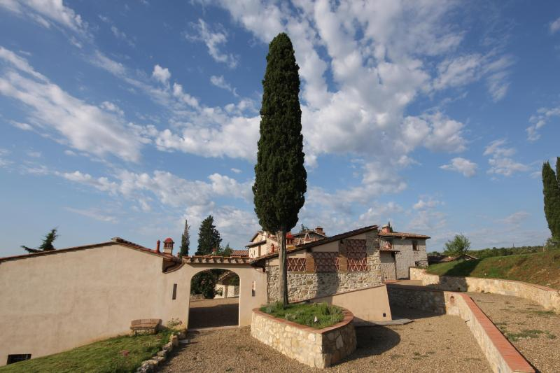Ancient Hamlet in Tuscany near Florence - Rustici 3 - Image 1 - Grassina Ponte a Ema - rentals