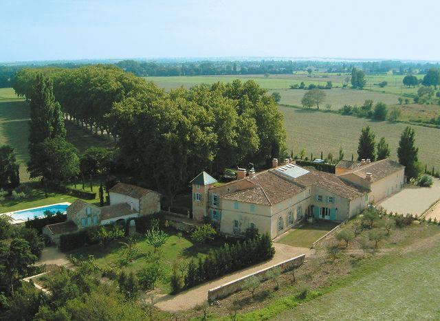 Large Countryside Villa in Provence - Bastide Raphele - Image 1 - Arles - rentals