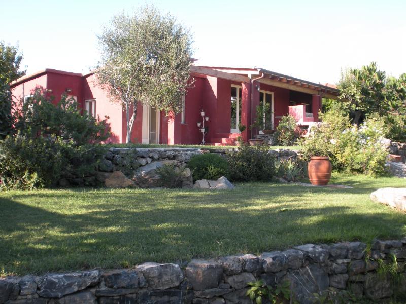 Small Villa in Liguria in a Small Village - Villa Carina - Image 1 - Montemarcello - rentals