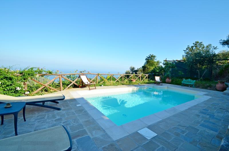 Amalfi Coast Villa within Walking Distance to Town - Villa Marina - Image 1 - Sant'Agata sui Due Golfi - rentals