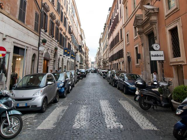 Apartment in Rome near the Spanish Steps - Trinita - Image 1 - Roma - rentals