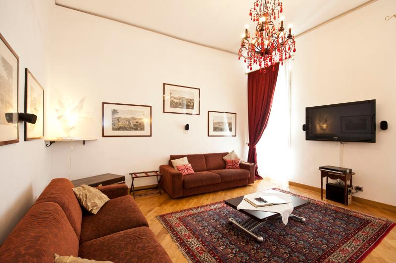 Apartment near Trevi Fountain in Rome - Anzio 2 - Image 1 - Roma - rentals