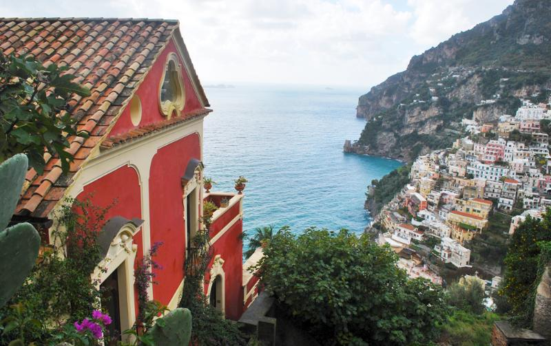 Historic Luxury Villa with Spa and Indoor Pool Near Positano - Villa Ambrosia - Image 1 - Positano - rentals