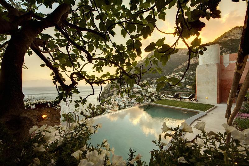 Luxury Amalfi Coast Villa in Positano with Pool - Villa Lara - Image 1 - Positano - rentals