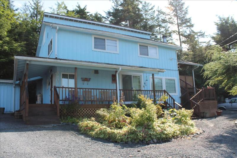 Front of Magic Island - Magic Island Rntal - Sitka - rentals
