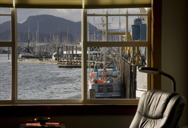 Incredible Views - Loft @ Fisherman's Quay - Sitka - rentals
