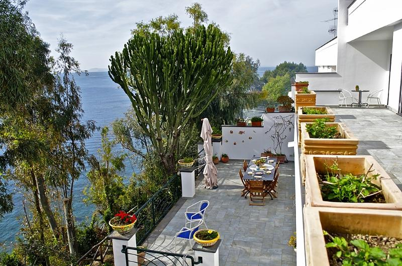 Seaside Villa Near Sorrento with Private Pool and Access to Sea - Villa Marta - Image 1 - Massa Lubrense - rentals