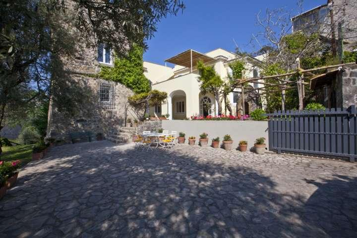 Villa Rental Walking Distance to Massa Lubrense Near Sorrento  - Villa Lobra - Image 1 - Massa Lubrense - rentals