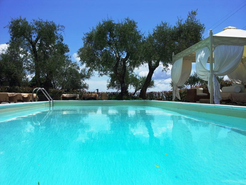 Italian Riviera House with Pool - Villa Riviera - 9 - Image 1 - Bolano - rentals