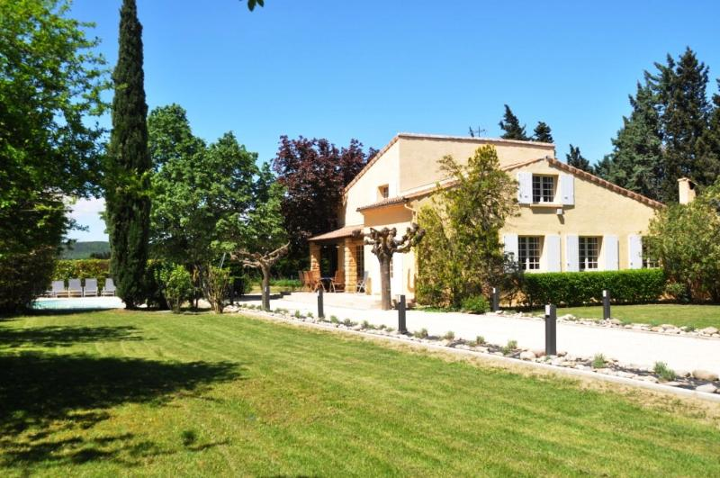 Typical Villa in Provence for Large Family - Villa Saze - Image 1 - Saze - rentals