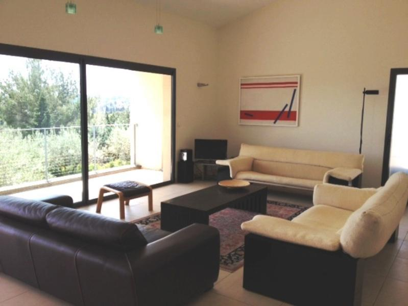 A Modern French Villa near Avignon - Villa Leon - Image 1 - Rochefort du Gard - rentals