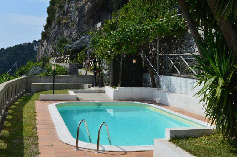 Amalfi Coast Villa with Pool and Views - Villa Laila - Image 1 - Amalfi - rentals