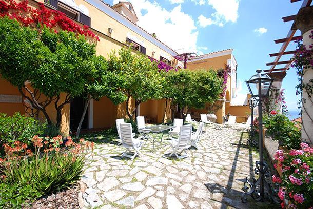 Beautiful Villa in Positano with Panoramic Terrace - Villa Cometa - Image 1 - Positano - rentals