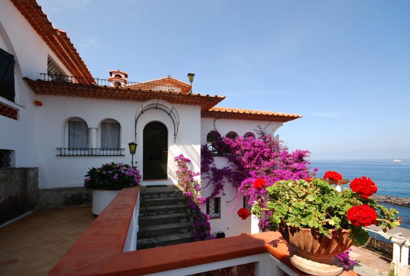 Beautiful Villa Near Sorrento - Villa Flora - Image 1 - Massa Lubrense - rentals
