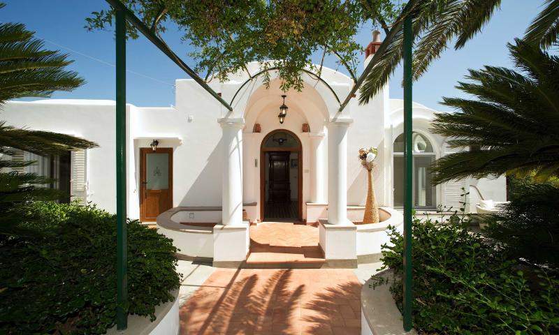 Beautiful Villa with Pool on the Island of Capri  - Villa Asia - Image 1 - Anacapri - rentals