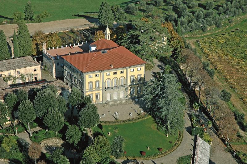 Luxury Villa Rental Near Siena - Villa Senese - Image 1 - Ponte a Bozzone - rentals