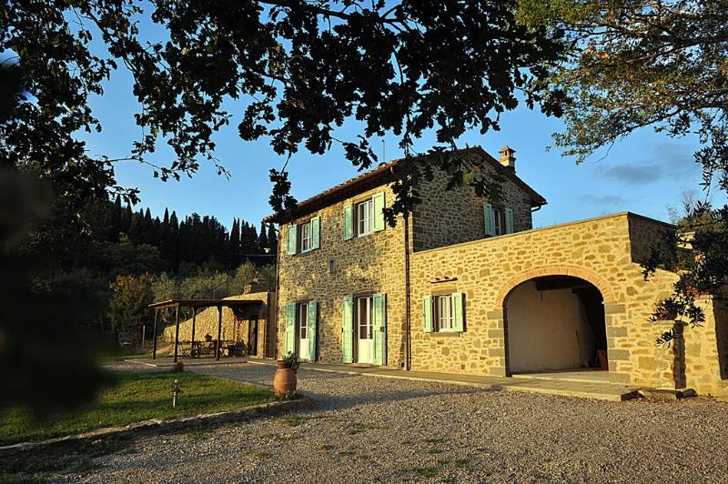 Villa Rental Very Close to Cortona - Villa Cedro - Image 1 - Cortona - rentals