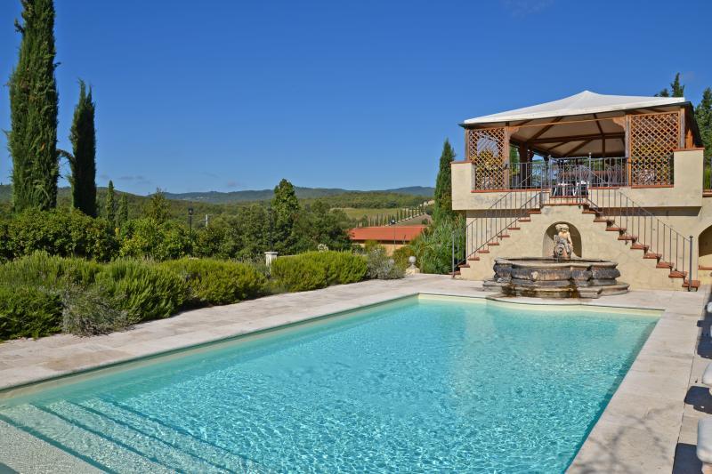 Rustic Villa Rental Near Ambra - Villa Isa - Image 1 - Ambra - rentals