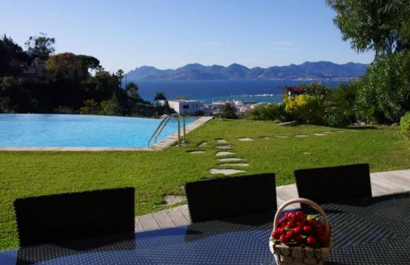 Cannes Villa with Pool Near Palais des Festivals - Villa d'Or - Image 1 - Cannes - rentals