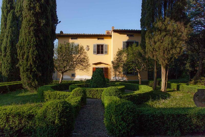 Villa Rental Near Historic Center of Florence   - Villa Betulla - Image 1 - Florence - rentals