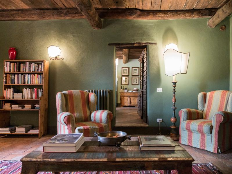 Villa on Large Estate Near Orvieto - Villa Amica - Image 1 - Orvieto - rentals