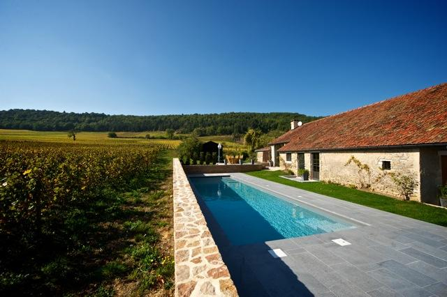 Burgundy Villa with Pool Near Beaune - Villa Meursault - Image 1 - Beaune - rentals
