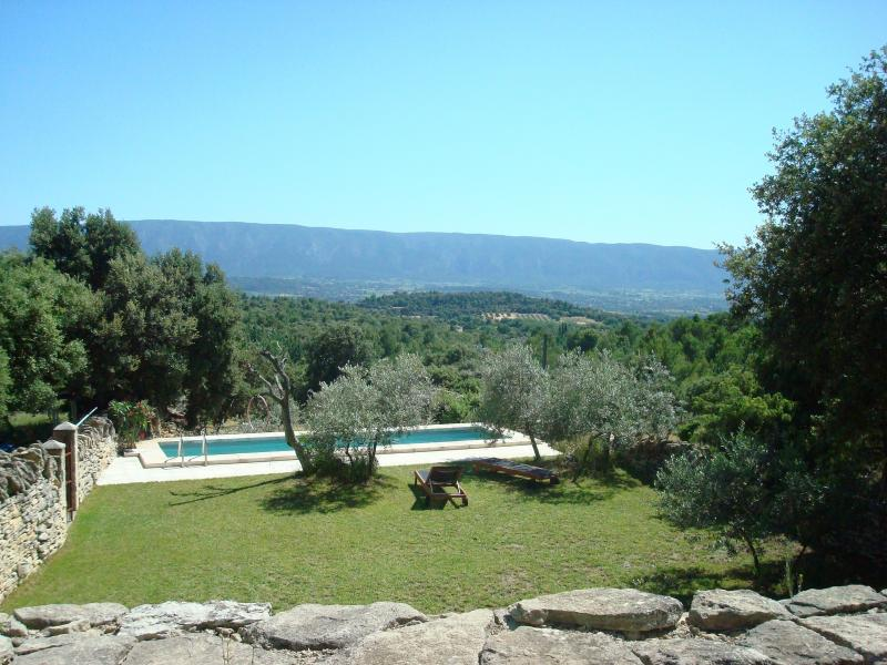 Small Provence Villa Near Gordes for Couples - Villa Colette - Image 1 - Gordes - rentals