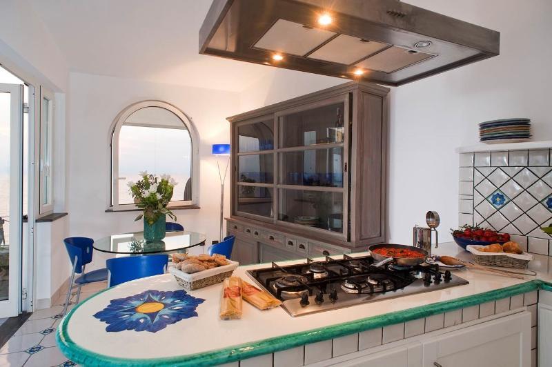 Luxury Seafront Villa Close To a Beach and Near Sorrento - Villa Alessandra - Image 1 - Massa Lubrense - rentals
