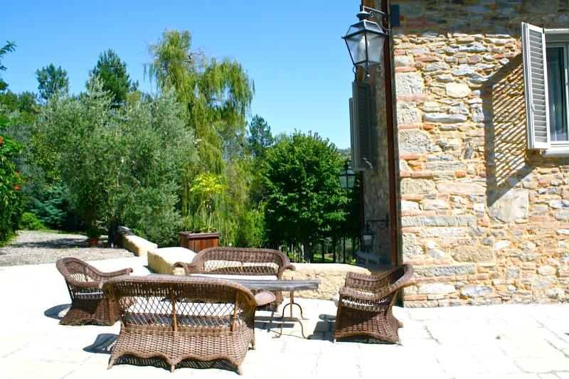 Historic Chianti Villa with Pool and Tennis Court - Villa Talia - Image 1 - Carmignano - rentals