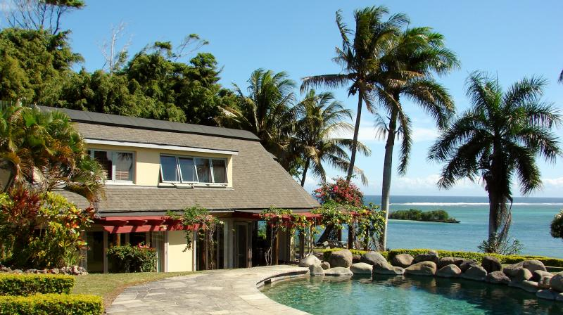 Over looking the Pacific Ocean - so peaceful - Malaqereqere Villas - Sigatoka - rentals