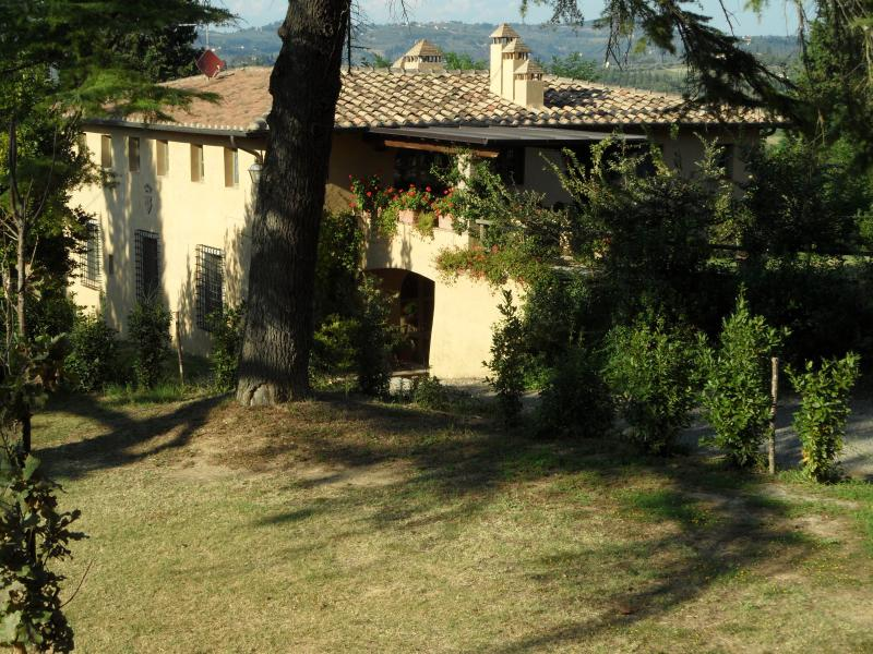 Villa in Tuscany Near Certaldo and the Chianti Region - La Vinaia - Image 1 - Certaldo - rentals