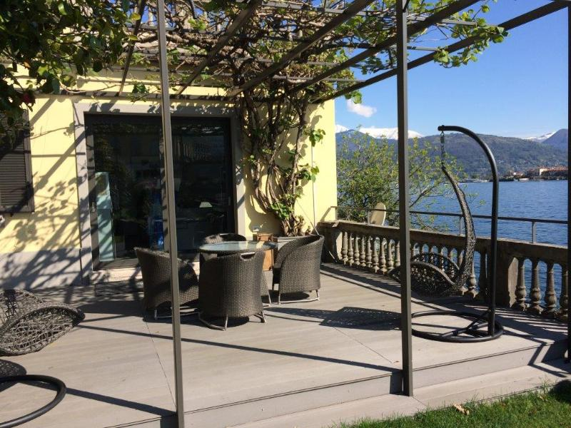Family-Friendly Villa on Lake Maggiore with Panoramic Views - Villa Ebe - Image 1 - Stresa - rentals