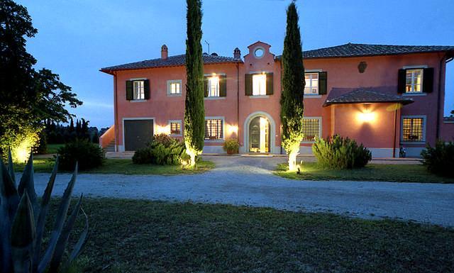 Villa on the Southern Tuscan Coast Near Orbetello and Beaches - Villa Argentario - Image 1 - Albinia - rentals