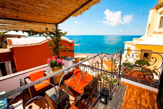 Apartment in Positano with Beach Views  - Sabrina - Image 1 - Positano - rentals