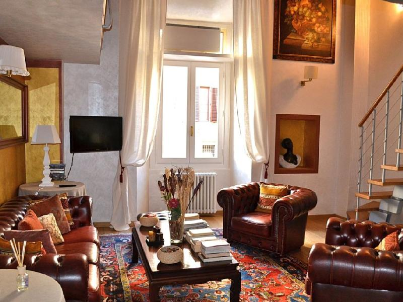 Beautiful Florence Apartment for a Family - Guelfo - Image 1 - Florence - rentals