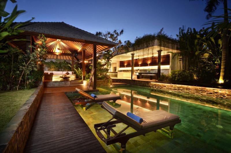 Stunning pool and entertaining - Villa Besok - Seminyak - rentals