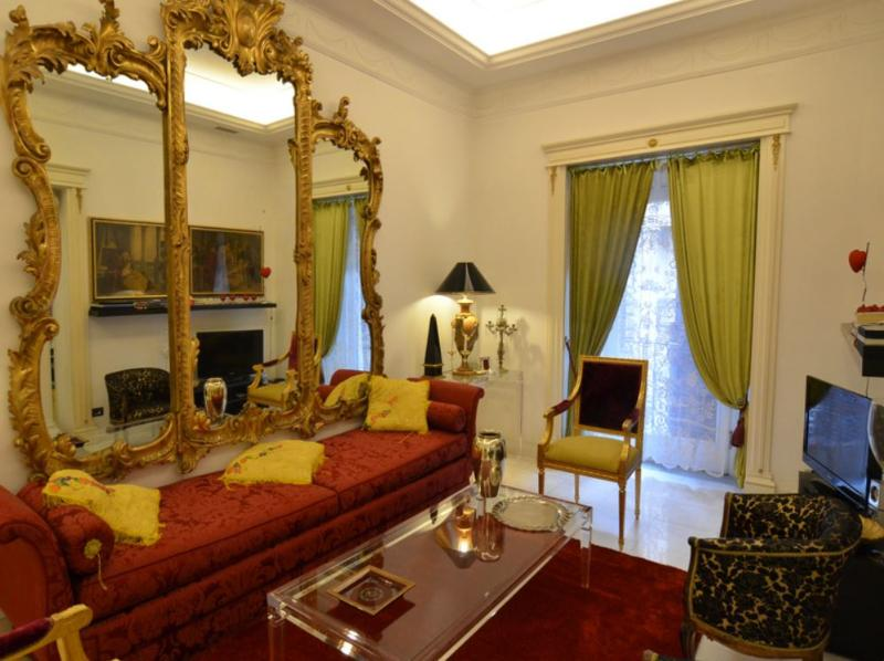 Rome Apartment with Private Terrace in Historical Center  - Lucilla - Image 1 - Rome - rentals