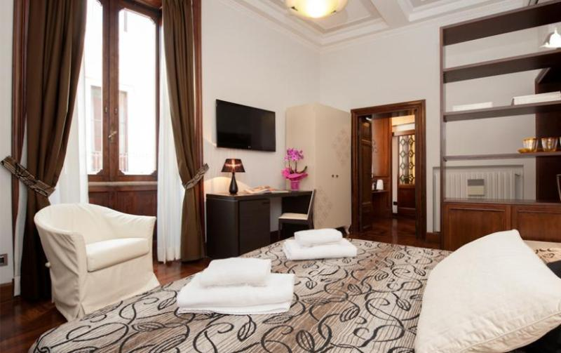 Suite in Rome near the Piazza della Republica - Sorellina Suite - Image 1 - Roma - rentals