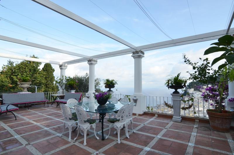 Villa on Capri with Magnificent Views  - Casa Capri - Image 1 - Capri - rentals