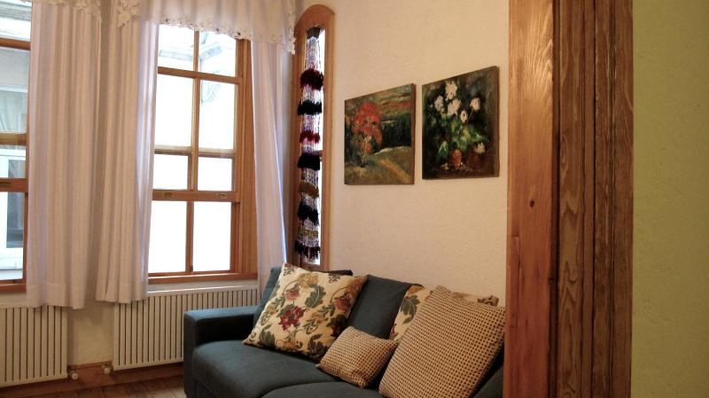 Charming, Centrally Located Apartment for Two Couples - Feyza - Image 1 - Istanbul Province - rentals