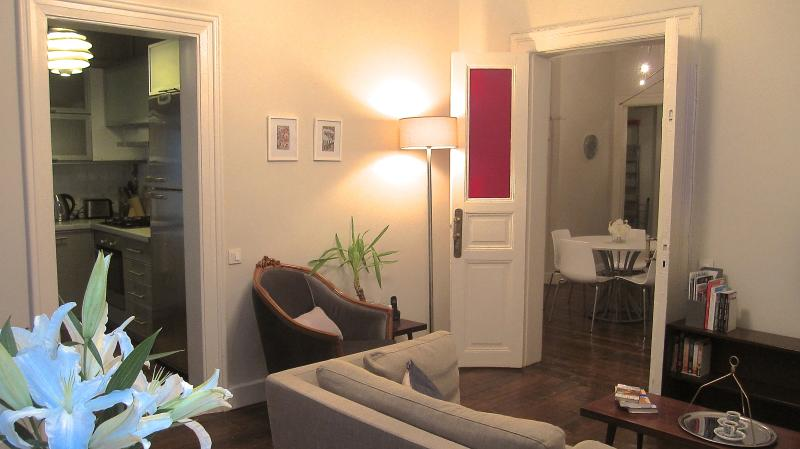 Lovely Two-Bedroom Apartment in Beyoglu-Galata Area in Istanbul - Esma - Image 1 - Istanbul Province - rentals