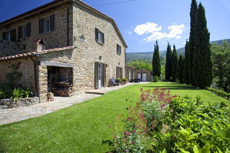 Charming Villa near Cortona - Casa Diana - Image 1 - Cortona - rentals