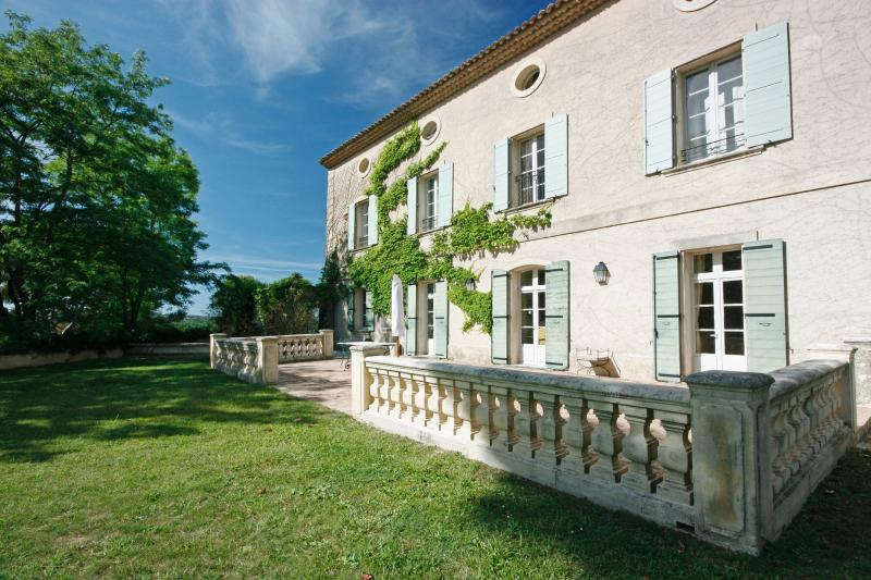 Historic Chateau near Aix-en-Provence with elevator - Chateau d'Puyricard - Image 1 - Puyricard - rentals