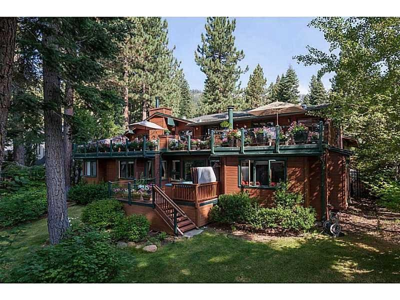 A beautiful home in a beautiful setting - Great rates for beautiful Tahoe family home - Incline Village - rentals
