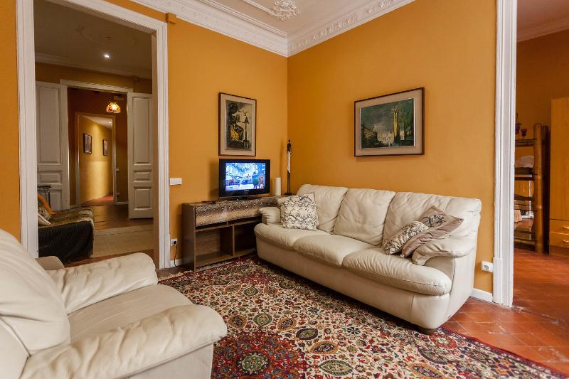 Living Room - Apartment Best Rambles - Barcelona - rentals